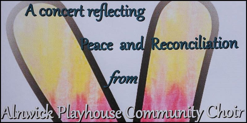 Peace and Reconciliation Concert 2019