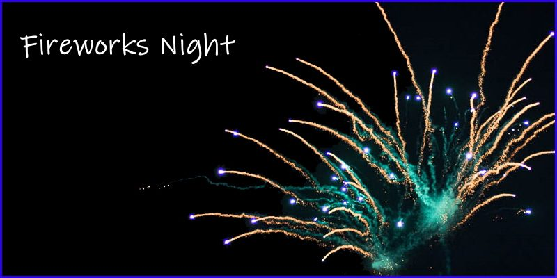 Fireworks Night 2019