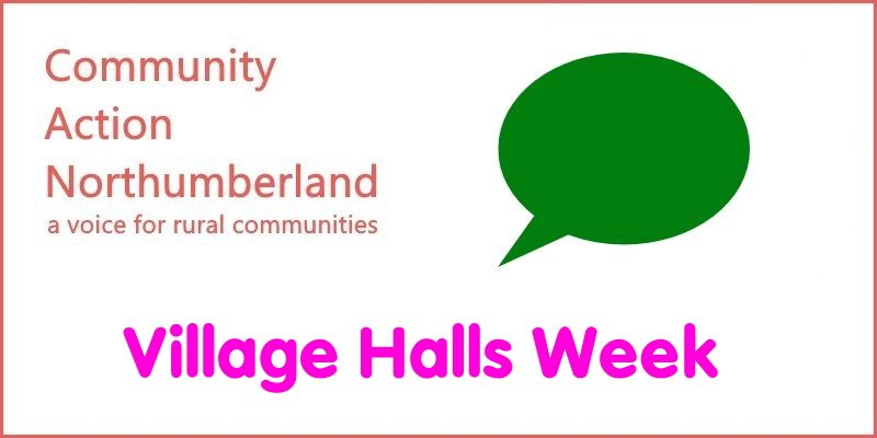 Village Halls Week Powburn