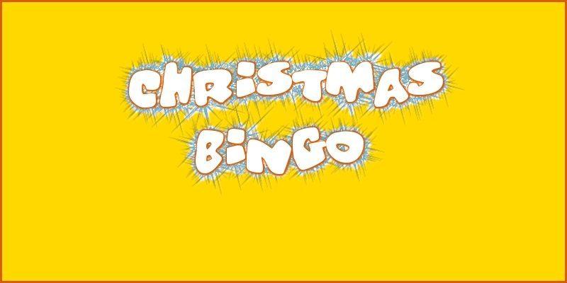 Christmas Bingo 2019