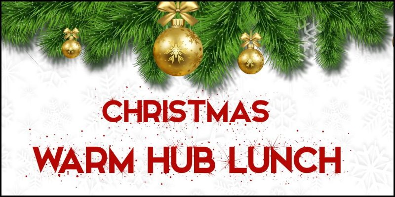 Christmas Warm Hub Lunch 2019