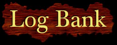 Log Bank Wooler logo