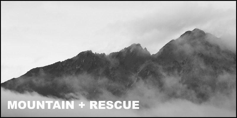 Mountain Rescue Donation