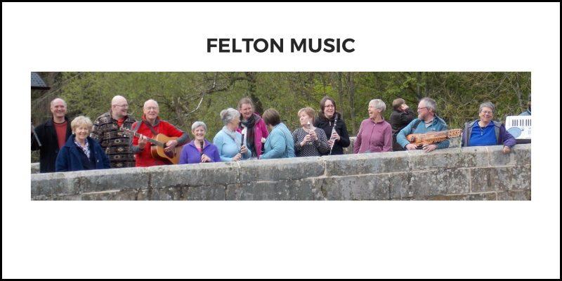 Felton Music Activities