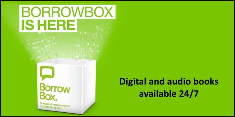 BorrowBox Available 24/7