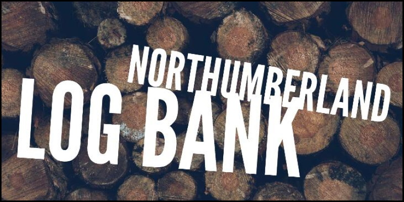 Information about Northumberland log bank
