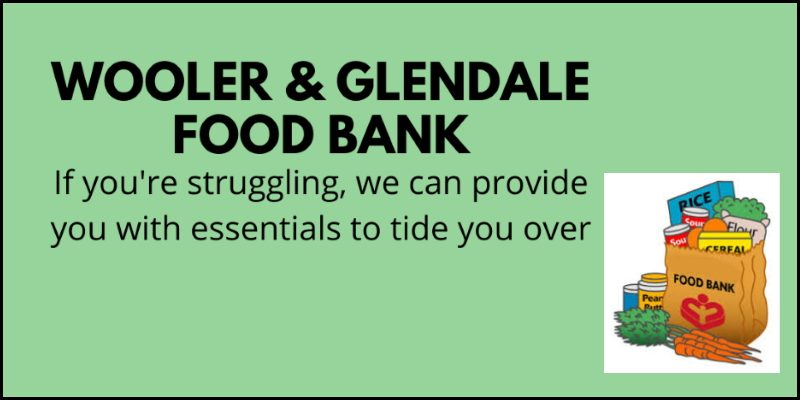 Wooler and Glendale Food Bank