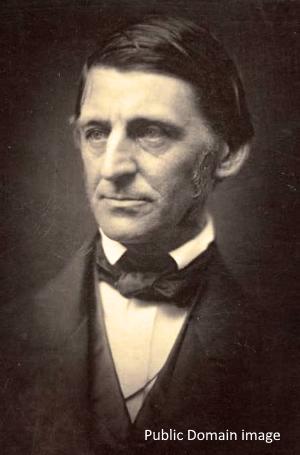 Ralph Waldo Emerson (1857)