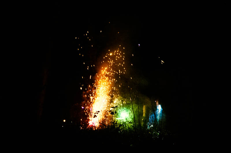 firework fun in Powburn image 3