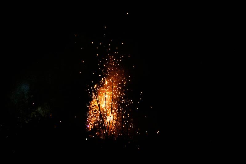 firework fun in Powburn image 4