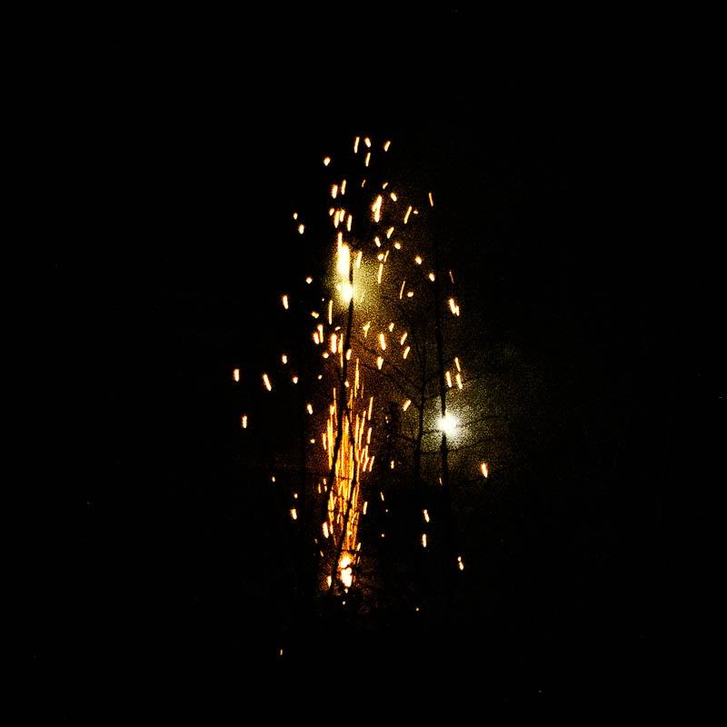 firework fun in Powburn image 5