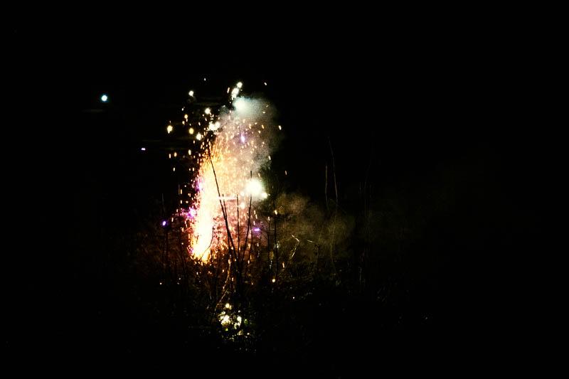 firework fun in Powburn image 6
