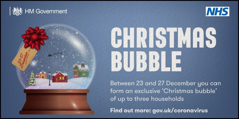 Christmas Bubble 2020