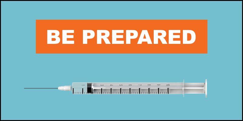 COVID-19 Vaccination Preparation
