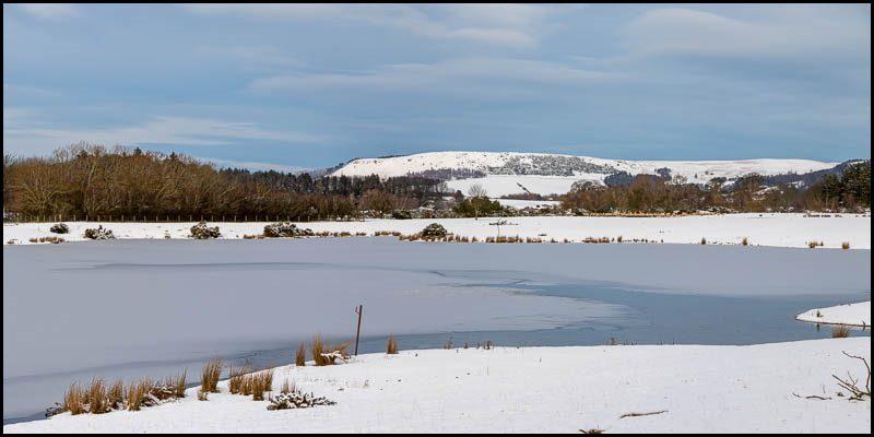Hedgeley Snow Walk