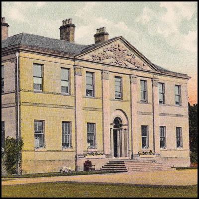square image of Shawdon Hall