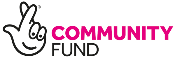 Official logo of the UK National Lottery Community Fund