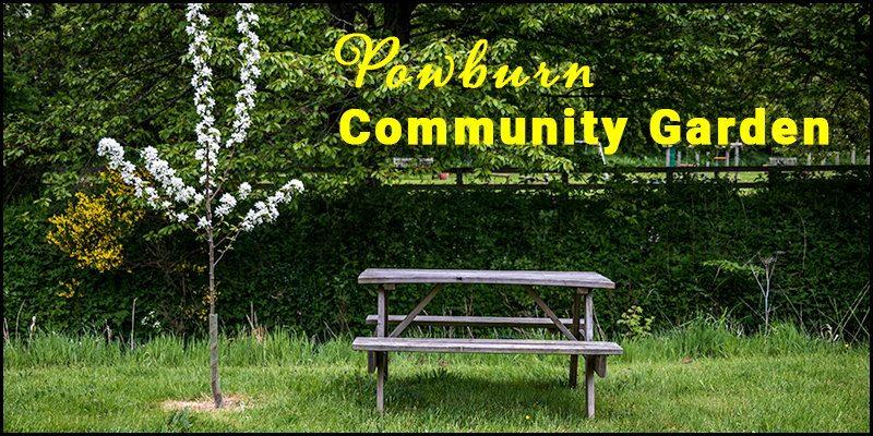 Powburn Community Garden