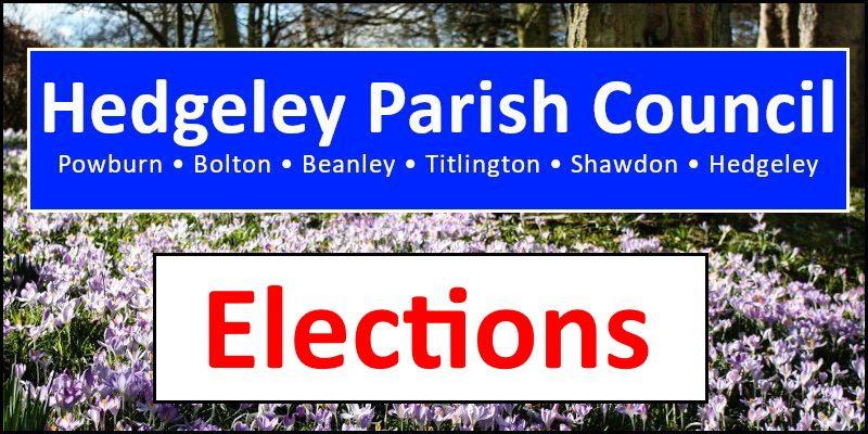 Hedgeley Parish Council Elections 2021