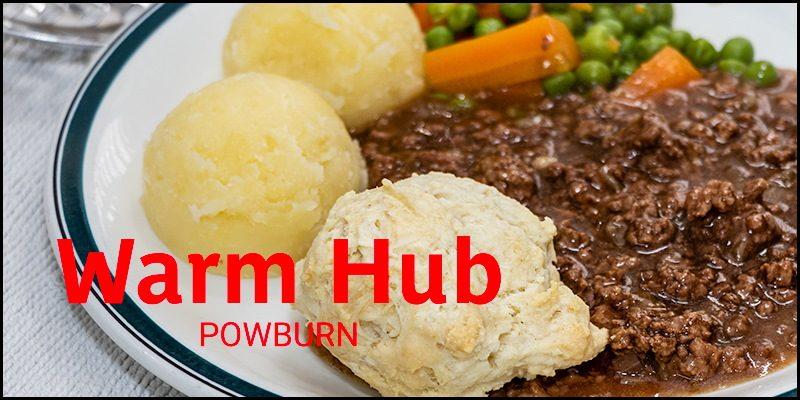 Powburn Warm Hub (Sep 2021)