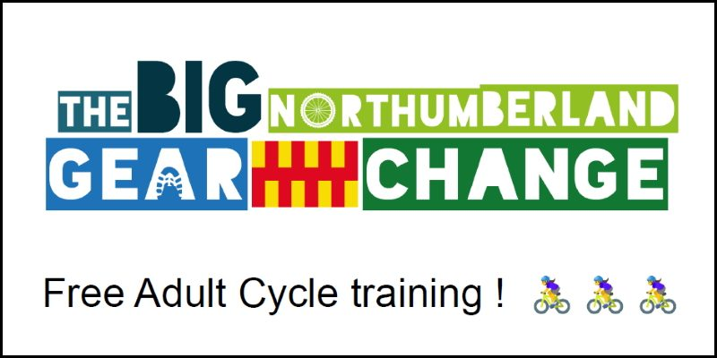 Free Adult Cycle Training